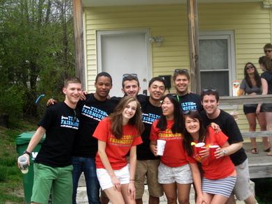 Tufts Spring Fling 2011 T-Shirt Photo