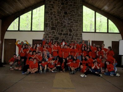 Crazy Confirmation Retreat T-Shirt Photo