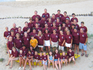 Mc Gowan Family Vacation At Sandbridge T-Shirt Photo