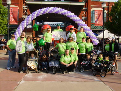 March Of Dimes March For Babies T-Shirt Photo