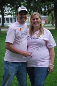 Twins On The Way! T-Shirt Photo