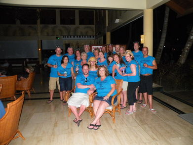 The Punta Cana Gang T-Shirt Photo