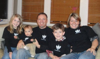 Family Band T-Shirt Photo
