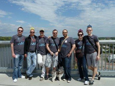 Team Mimosas! T-Shirt Photo