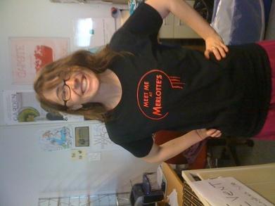 Meet Me At Merlotte's  T-Shirt Photo