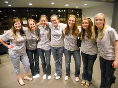 Seek And Find Smallgroup T-Shirt Photo