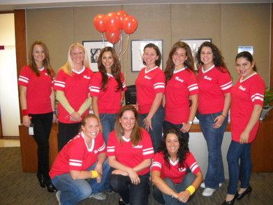 Ladies Of Team Wlms T-Shirt Photo
