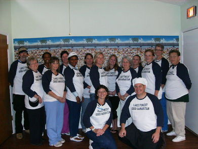 Nurses Week @ Lake Forest Good Samaritan T-Shirt Photo