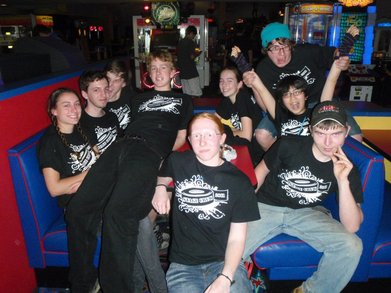 The Stage Crew T-Shirt Photo