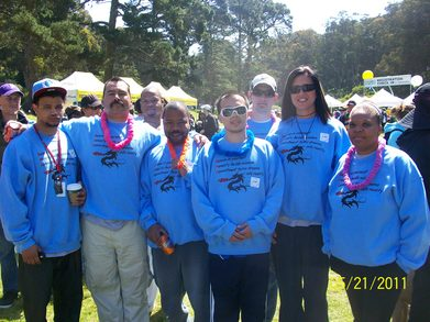 Just A Few Of Contra Costa County Walkers T-Shirt Photo