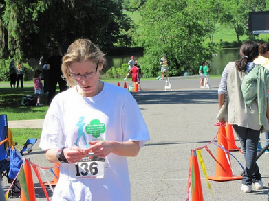 Girl Scouts Heart Of Nj Ttl 5 K T-Shirt Photo