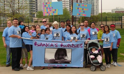 Walk Now For Autism Speaks 2011 Chicago T-Shirt Photo