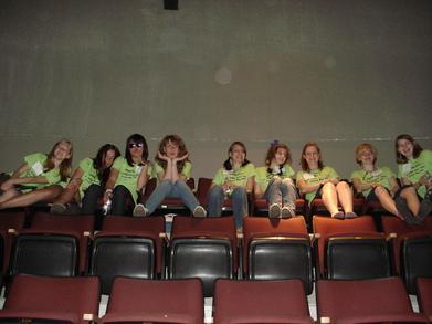 Honors Choir Rehearsal T-Shirt Photo