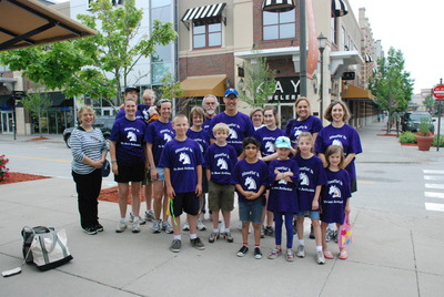 2011 Hoofin' It To Beat Arthritis T-Shirt Photo