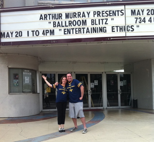 Entertaining Ethics Was A Hit! T-Shirt Photo