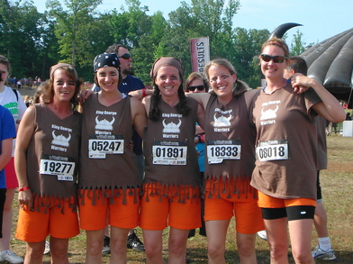 Warriors Before The Dash! T-Shirt Photo