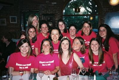 Kristin's Last Stand!!! T-Shirt Photo
