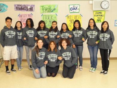 Monterey Trail High School, Link Crew T-Shirt Photo