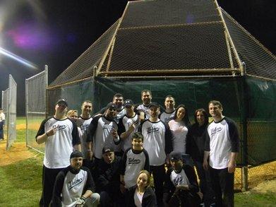 Detours Softball T-Shirt Photo