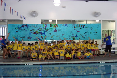 Kids Camp H2 O T-Shirt Photo