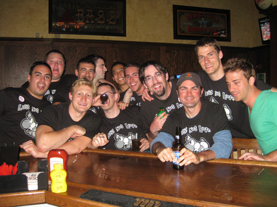 Bachelor Party T-Shirt Photo