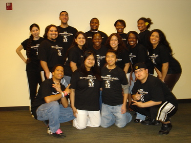 Minorities In Action Club T-Shirt Photo