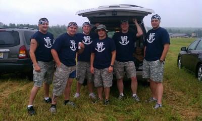 Pa Warrior Dash 2011 T-Shirt Photo