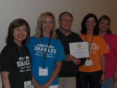 55th Anniversary Shaklee Celebration T-Shirt Photo