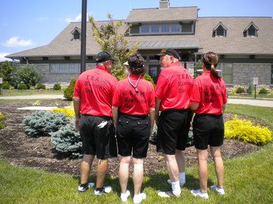 Team Kentucky Ohio T-Shirt Photo