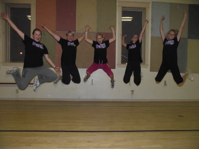 Jumping At The Chance To Find A Cure!! T-Shirt Photo