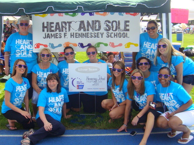 The Most Incredible Relay For Life Team T-Shirt Photo