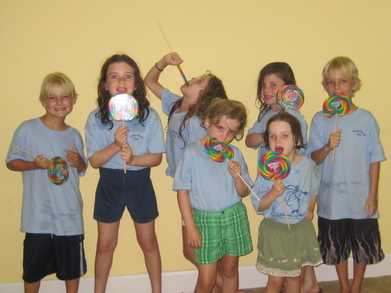 Delray Beach Club Kids Camp 1 T-Shirt Photo