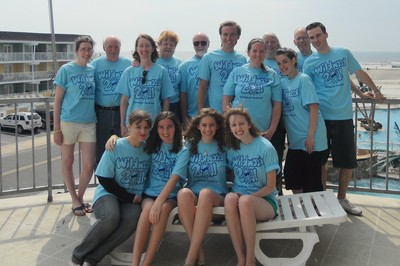 Return To Wildwood 2011 T-Shirt Photo