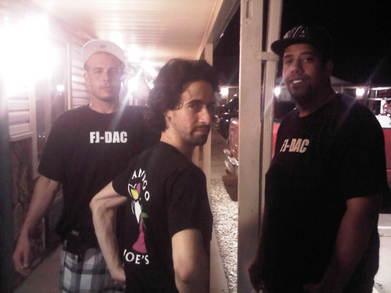 Fj Dac T-Shirt Photo