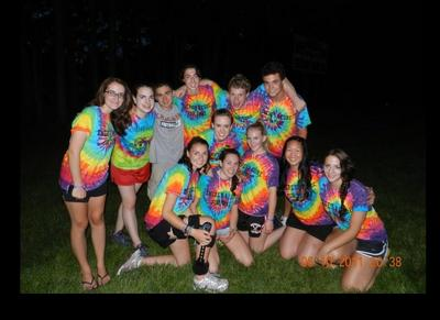Cheshire Relay For Life 2011 T-Shirt Photo