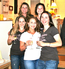 Lb's Bachelorette Bash @ The Beach T-Shirt Photo