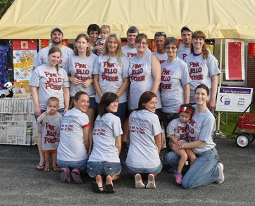 Acs   Relay 2011 T-Shirt Photo