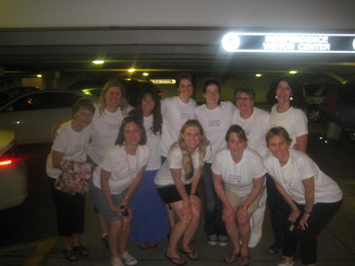After A Day In Philly, Women's Weekend 2011 T-Shirt Photo