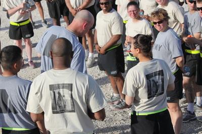 Camp Deh Dadi Ii Memorial Day Run T-Shirt Photo