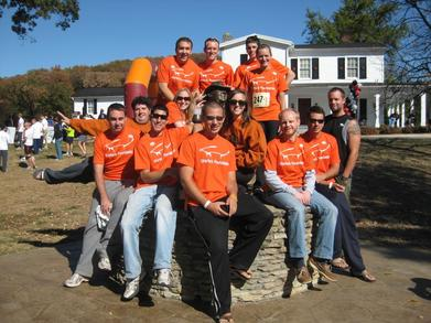 Bourbon Chase   Team Shirlock T-Shirt Photo