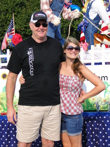 4th Of July 2011 T-Shirt Photo