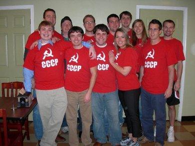Law School Floor Hockey Champions! T-Shirt Photo