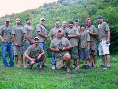 4th Annual Gubbies Getaway T-Shirt Photo