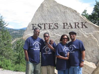 Estes Park T-Shirt Photo