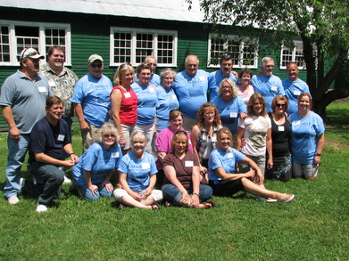 Langille Family Reunion 2011 T-Shirt Photo