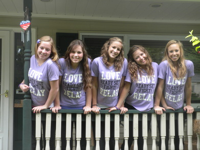 Love Relay T-Shirt Photo