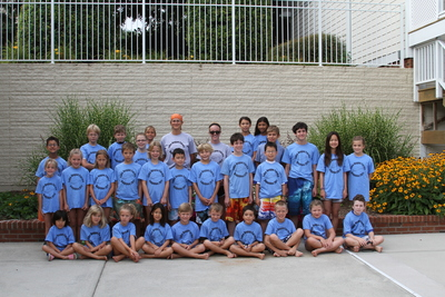 Lhf Swim Team 2011 T-Shirt Photo
