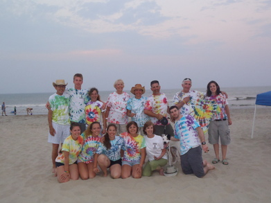 Obx Family Vacation 2011 T-Shirt Photo