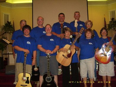 Kingdom Of God Band Mission Trip To Kentucky T-Shirt Photo
