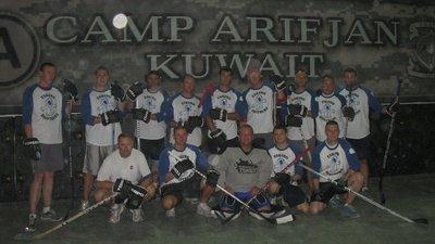 The Eskimos In Kuwait T-Shirt Photo